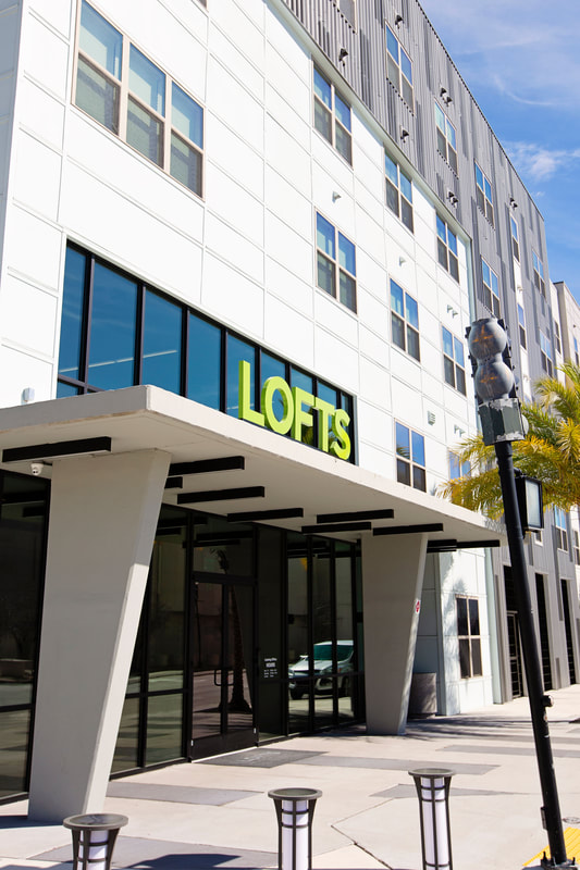 Full service architecture and interior design services at Lofts at LaVilla in Jacksonville, Fla.