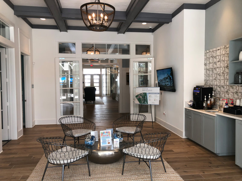 Full service multi-family architecture and interior design services at trailside at the Reserve at Nocatee in Jacksonville, Fla.